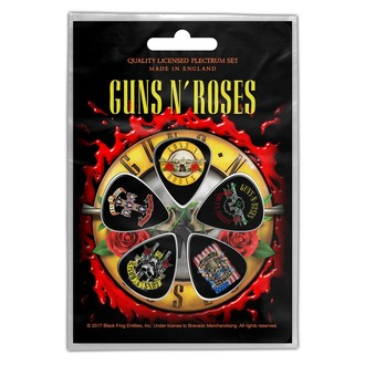 Trzalice Guns N' Roses - Bullet Logo - RAZAMATAZ, RAZAMATAZ, Guns N' Roses