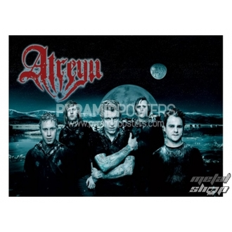 plakat - Atreyu (Skupina) - PP31199, PYRAMID POSTERS, Atreyu