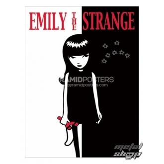 plakat - Emily The Strange (Čudno Obraz) - PP31523, EMILY THE STRANGE