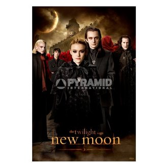 plakat Twilight - Novo Moon (Volturi) (&&string1&&) - PP32066, TWILIGHT