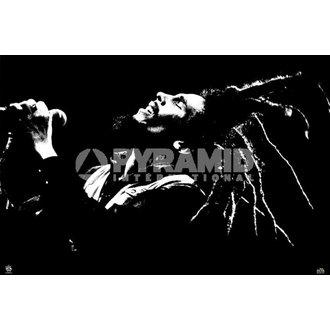 plakat Bob Marley (B & W) - PYRAMID POSTERS, PYRAMID POSTERS, Bob Marley