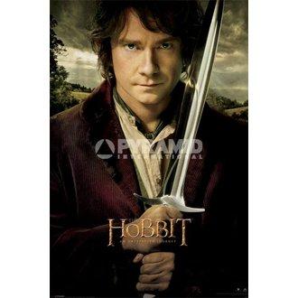 plakát The Hobit - Bilbo - Pyramid Posters, PYRAMID POSTERS