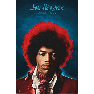 Poster Jimi Hendrix, NNM, Jimi Hendrix
