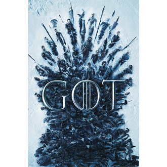 Poster Game of thrones, NNM, Igra prestolov