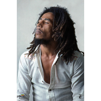 Poster Bob Marley - REDEMPTION - PYRAMID POSTERS, PYRAMID POSTERS, Bob Marley