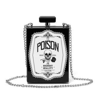 Torbica (ročna torba) KILLSTAR - Pure Poison Clutch - ČRNA, KILLSTAR