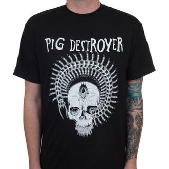 Moška majica Pig Destroyer - Prescott - Črna - INDIEMERCH, INDIEMERCH, Pig Destroyer