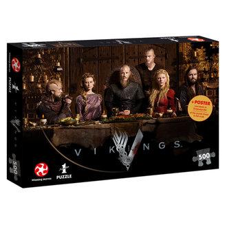 Puzzle Vikingi - Ragnar's Court, NNM