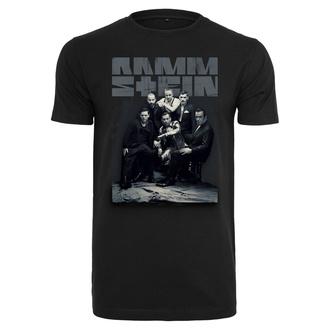 Moška metal majica Rammstein - Band Photo - RAMMSTEIN, RAMMSTEIN, Rammstein