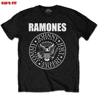 Otroška majica Ramones - Presidential Seal - ROCK OFF, ROCK OFF, Ramones