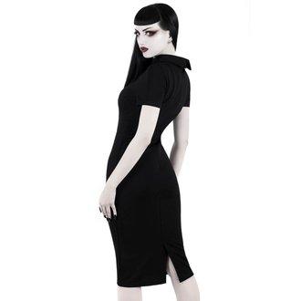 Ženska obleka KILLSTAR - Rebekka Read - BLACK, KILLSTAR