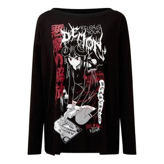 Ženska majica z dolgimi rokavi KILLSTAR - Release Me, KILLSTAR