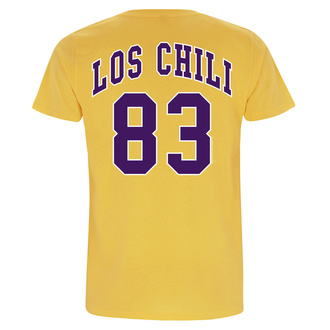 Moška metal majica Red Hot Chili Peppers - Los Chili Yellow - NNM, NNM, Red Hot Chili Peppers