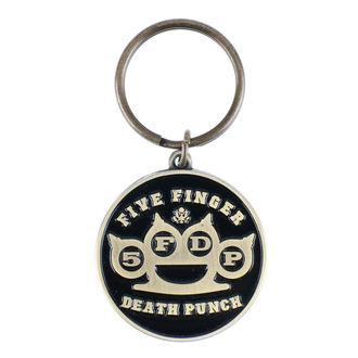 obesek za ključe Five Finger Death Punch, ROCK OFF, Five Finger Death Punch