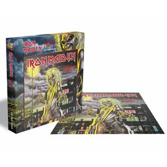 Puzzle sestavljanka IRON MAIDEN - KILLERS - 500 JIGSAW PIECES - PLASTIC HEAD, PLASTIC HEAD, Iron Maiden