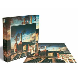 Puzzle sestavljanka PINK FLOYD - ANIMALS - 1000 JIGSAW PIECES - PLASTIC HEAD, PLASTIC HEAD, Pink Floyd