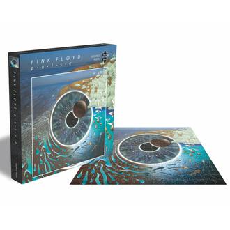 Puzzle sestavljanka PINK FLOYD - PULSE - PLASTIC HEAD, PLASTIC HEAD, Pink Floyd