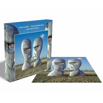 Puzzle sestavljanka PINK FLOYD - THE DIVISION BELL - 500 JIGSAW PIECES PUZZLE - PLASTIC HEAD, PLASTIC HEAD, Pink Floyd
