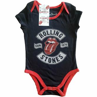 Otroški body Rolling Stones - ZDA Tour 1978- 1978 - ROCK OFF, ROCK OFF, Rolling Stones