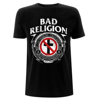 Moška metal majica Bad Religion - Badge -, NNM, Bad Religion