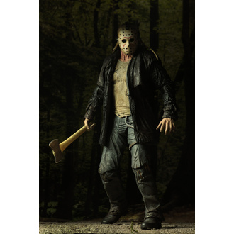 Figura Friday the 13th - 2009 - Ultimate Jason, NNM, Friday the 13th