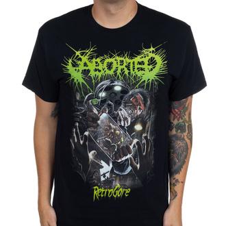 Moška majica Aborted - Retrogore - INDIEMERCH, INDIEMERCH, Aborted