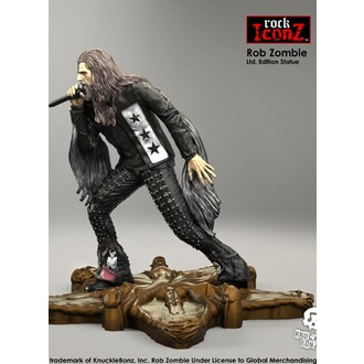 Kip/ Figurina Rob Zombie - Rock Iconz, KNUCKLEBONZ, Rob Zombie