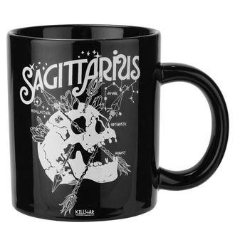 Šalica KILLSTAR - Sagittarius - ČRNA, KILLSTAR