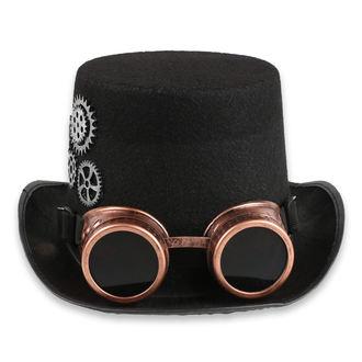 Cilinder (klobuk) ZOELIBAT - Steampunk, ZOELIBAT