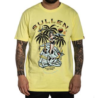 Moška majica SULLEN - PLEASURE ISLAND, SULLEN
