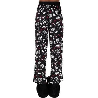 Ženske hlače (pižama) KILLSTAR - See U In Hell, KILLSTAR