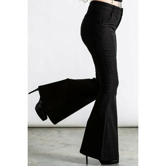 Ženske hlače KILLSTAR - Seven Sins - Črna, KILLSTAR