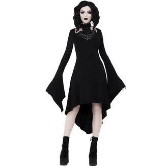 Ženska obleka KILLSTAR - SHADOW SPRITE - BLACK, KILLSTAR