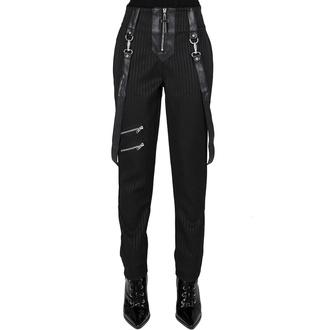 Ženske hlače KILLSTAR - Shadow Stripe - Pinstripe, KILLSTAR