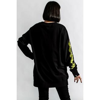 Unisex majica KILLSTAR - Shine Bright - Črna, KILLSTAR