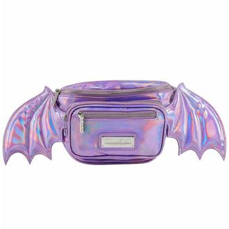 Torbica (fanny pack) KILLSTAR - Sickly Sweet - Holographic Lilac, KILLSTAR