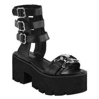 Klin ženski čevlji - KILLSTAR, KILLSTAR