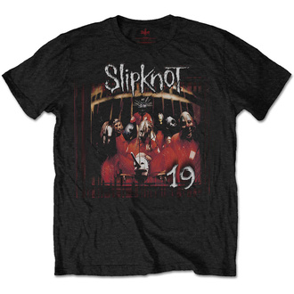 Otroška majica Slipknot - Debut Album - 19 Years - ROCK OFF, ROCK OFF, Slipknot
