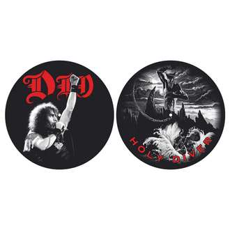 Podloga za gramofonsko ploščo (2 kosa) DIO - Holy Diver - RAZAMATAZ, RAZAMATAZ, Dio