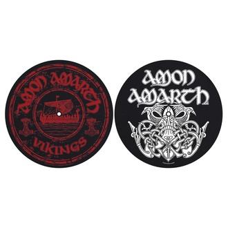 Podloga za gramofonsko ploščo (2 kosa) Amon Amarth - Vikings - RAZAMATAZ, RAZAMATAZ, Amon Amarth