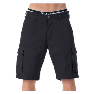 Moške kratke hlače HORSEFEATHERS - BRILL - Črno, HORSEFEATHERS