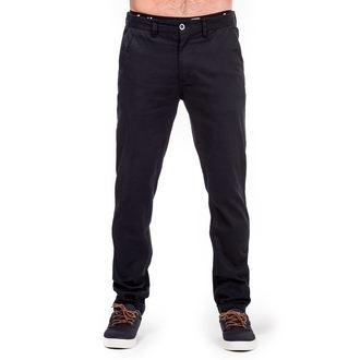Moške hlače HORSEFEATHERS - BEEMAN - Črno, HORSEFEATHERS