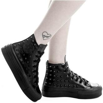 Uniseks čevlji s polno peto - SOULED OUT HIGH TOPS - KILLSTAR, KILLSTAR
