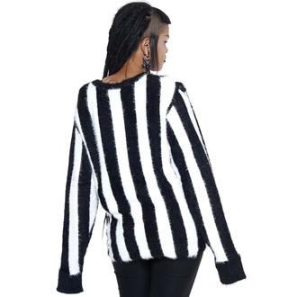 Unisex pulover KILLSTAR - Stripe Me Down - STRIPE, KILLSTAR