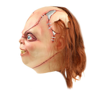 Maska Chucky nevesta - Chucky