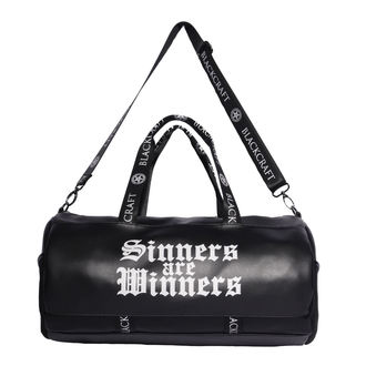 Fitnes torba BLACK CRAFT - Sinners Are Winners, BLACK CRAFT