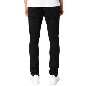 Moške hlače URBAN CLASSICS - Slim Fit Knee Cut Denim, URBAN CLASSICS