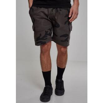Moške kratke hlače URBAN CLASSICS - Camo Cargo Terry, URBAN CLASSICS