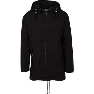 Moška pomlad / jesen jakna - Light Cotton Parka - URBAN CLASSICS, URBAN CLASSICS