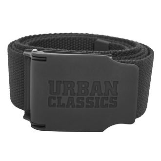 Pas URBAN CLASSICS - Woven - Rubbered Touch UC, URBAN CLASSICS